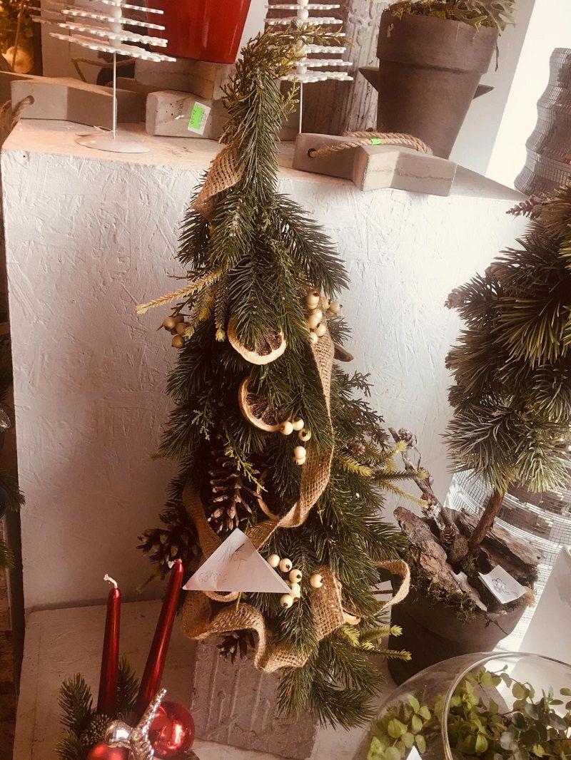 świąteczne dekoracje na zewnątrz